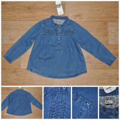 Рубашка джинсовая 110 600 р.