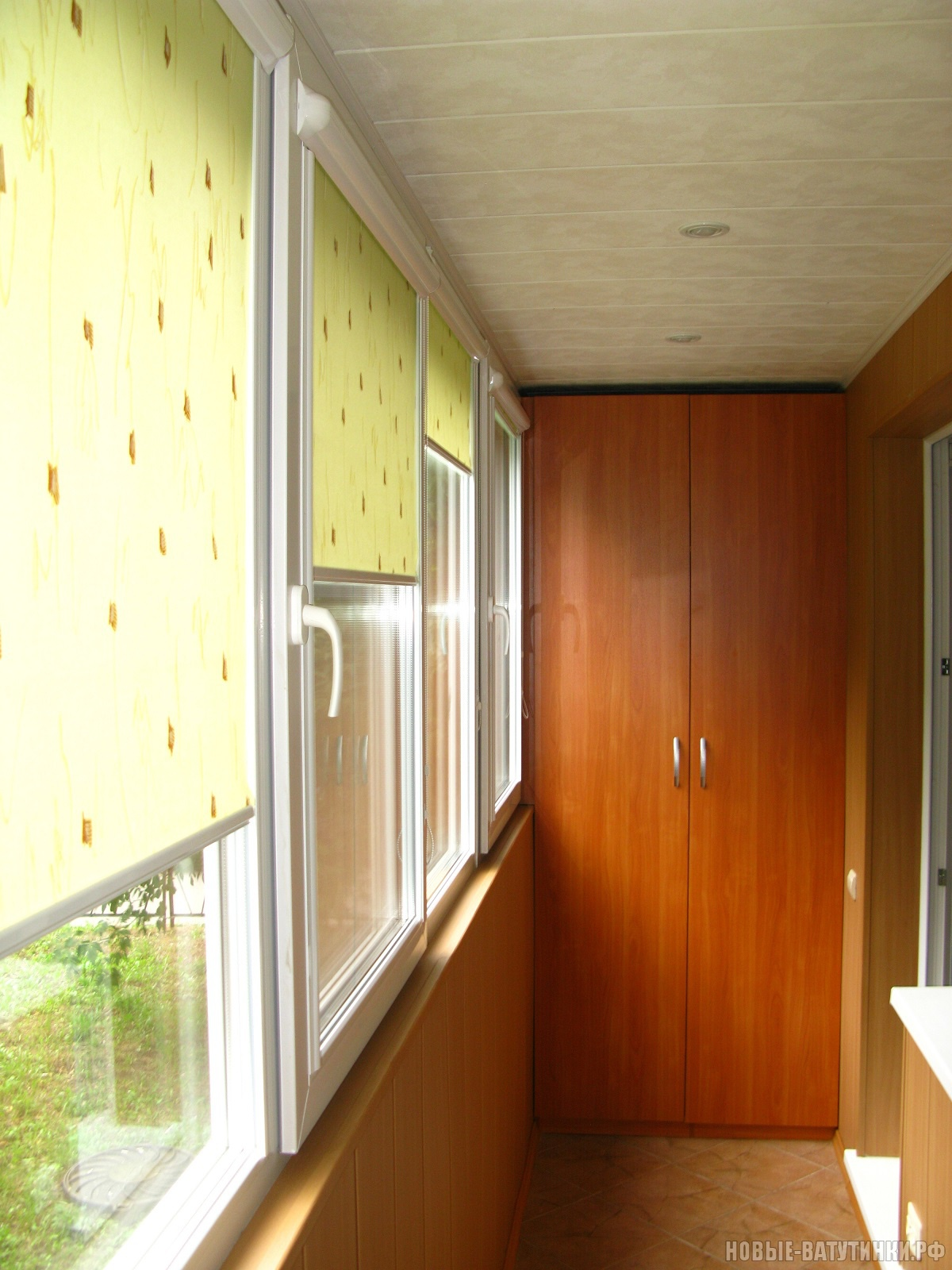Застеклить балкон харьков под ключ - kommerling plus.