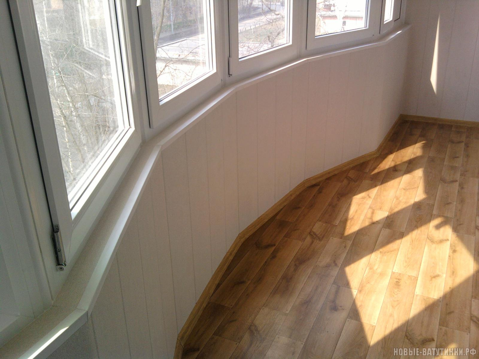 Обшивка и утепление балкона 3100*903, санкт-петербург авито .
