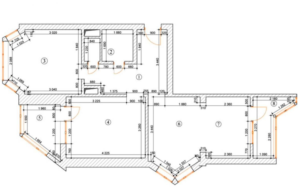 П 44т размеры окон балконов. - балконные блоки - каталог ста.